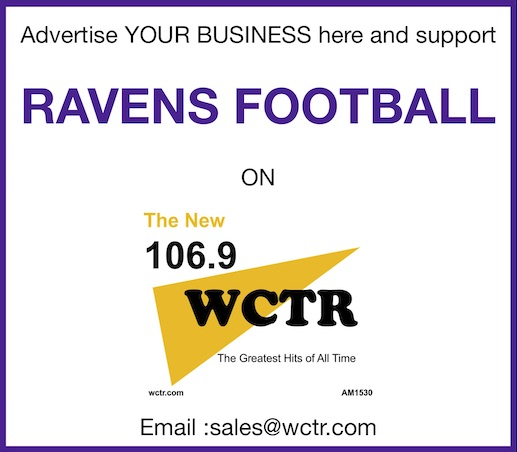 Support the Ravens on WCTR