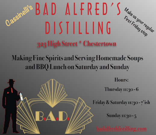 Bad Alfred's Distilling